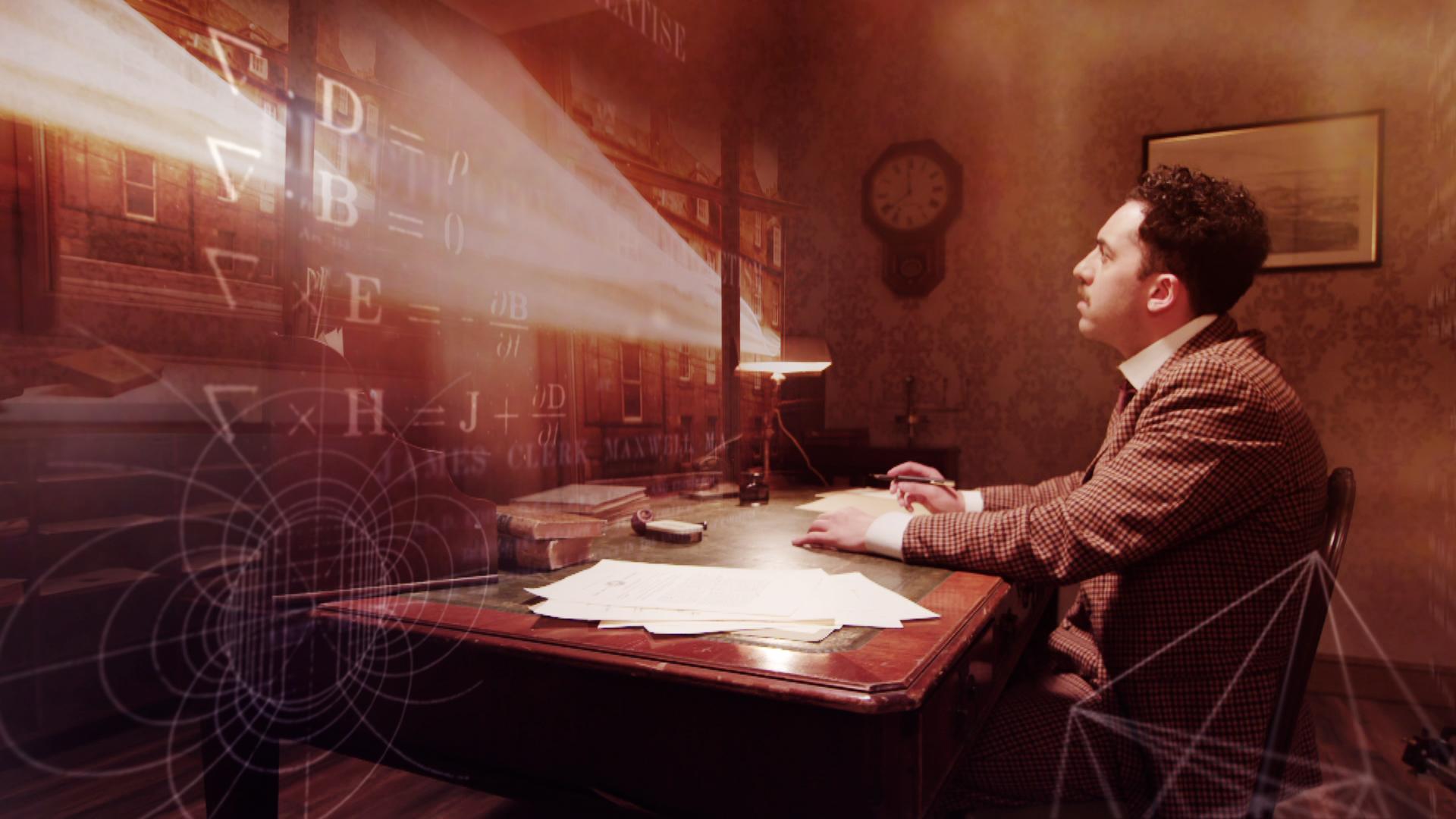 Inside Einstein's Mind | Work | Hello Charlie